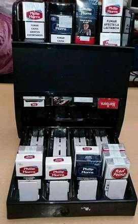 Cigarrera para kiosko