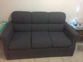 Sofa Cama Impecable 3 Cuerpos