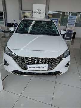 Hyundai Accent motor 1.4 modelo 2022