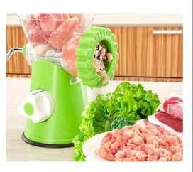 Molino De Carne Manual Trituradora Mincer Acero Inoxidable