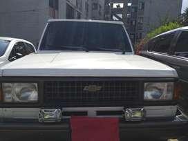 Vendo Chevrolet Trooper 1992