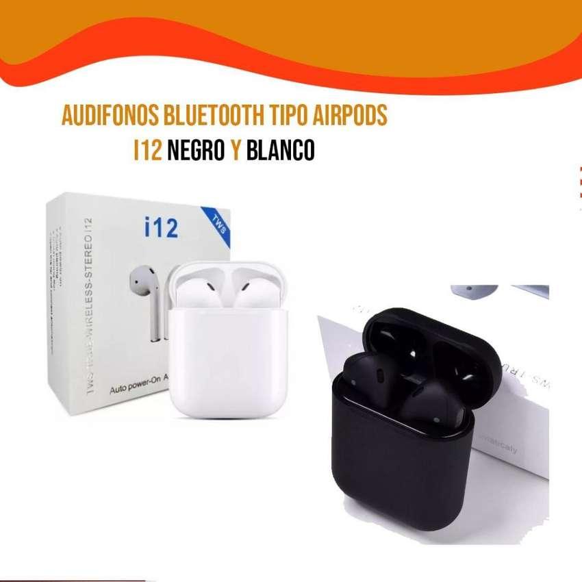 Audifonos Bluetooth I12 Tws, Airpods 0