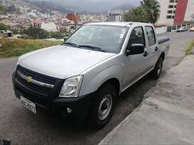 Camioneta Luv-Dmax 2012 Optima CD 2.4 Gasolina Unico Dueno