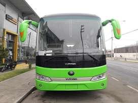 Venta de bus Yutong para transporte de personal
