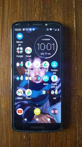 Motorola G 6 Play 32 g memoria y 3 G memoria Ram