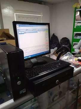 Te ofrecemos sistemas pos punto de venta completos con equipos y software pos.