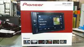 Vendo radio pionner pantalla