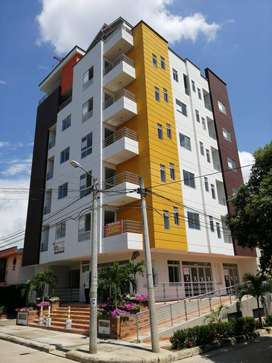 Apartamento para estrenar en el sector de mayor desarrollo de la ciudad
