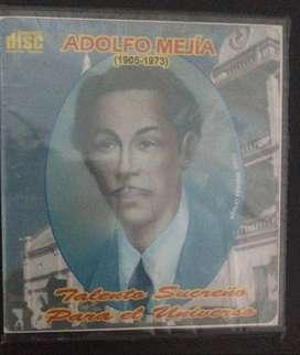 vendo cd de alfonso mejia nuevo