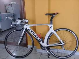 Bicicleta triatlon colner tt1