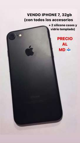 Iphone 7 32gb Usado