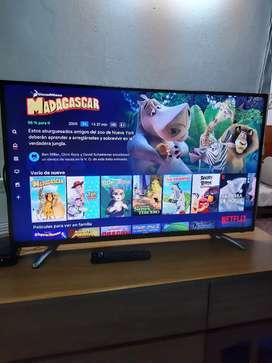 Tv smart de 40 hisense