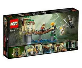 JUEGO DE CONSTRUCCIÓN LEGO NINJAGO 70608