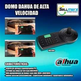 Domo Dahua De Alta Velocidad Nkb1000