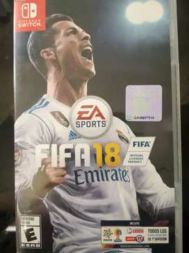 FIFA 18 NS
