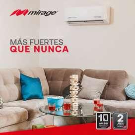 AIRE MIRAGE MAGNUM 19 INVERTER DE 12.000 BTU 220V