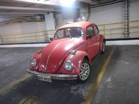 Volkswagen Escarabajo en perfecto estado