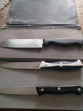 Set de Cuchillos Importados Muy Buenos