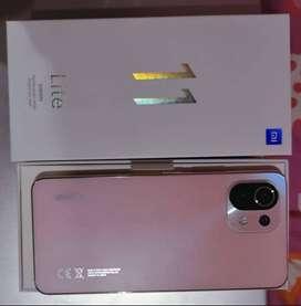 Xiaomi Mi 11Lite Rosado 128 GB