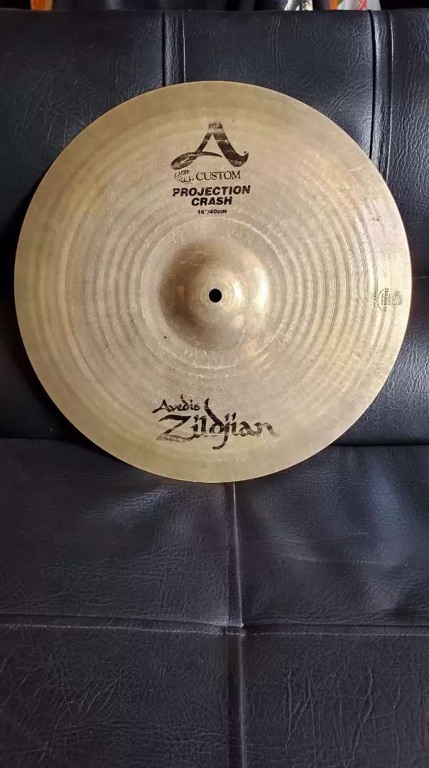 Crash zildjian A custom 0