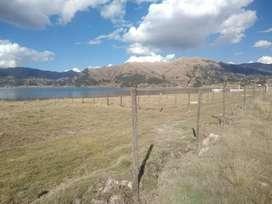 Terreno de 1566 M2 a borde laguna Piuray