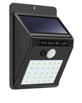 Mini lámparas solares para jardín o camino exterior