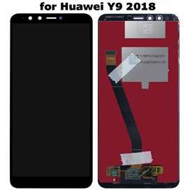 Display Huawei Y9 2018 original