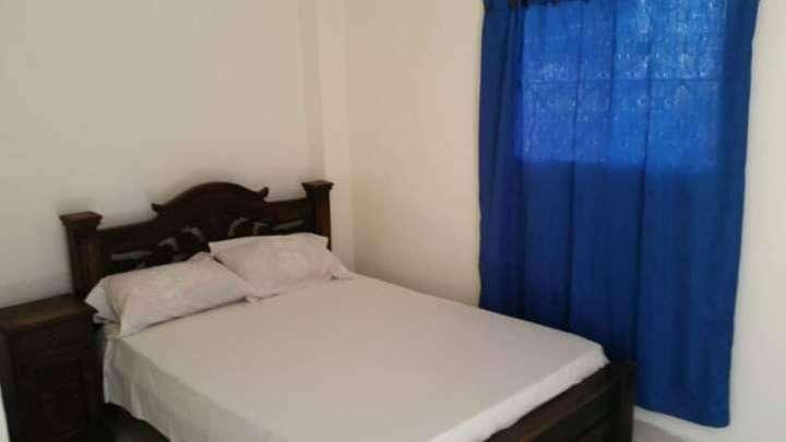 Arriendo habitaciones amobladas diagonal a un D1 y Justo y Bueno - Troncal Caribe