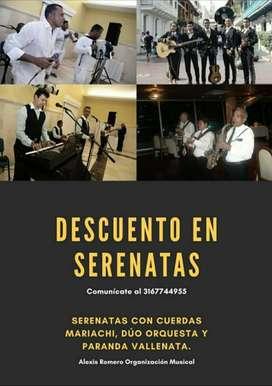 SERENATA Y EVENTOS MUSICALES A.R.H.