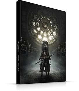 BLOOD BORNE THE OLD HUNTERS COLLECTOR EDITION GUIDE