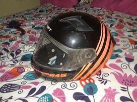 Se vende casco moto