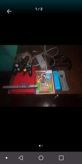 Nintendo Wii modificado y retrocompatible