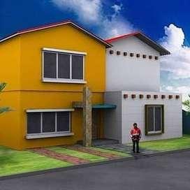 Vendo planos de casas muebles
