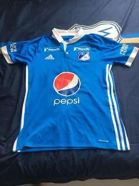 Camiseta original Millonarios Fc