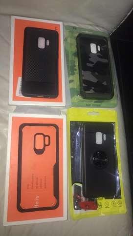 Carcasas S9 Samsung Nuevas importadas