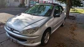 Peugeot 206 xt premium 1.6 16v