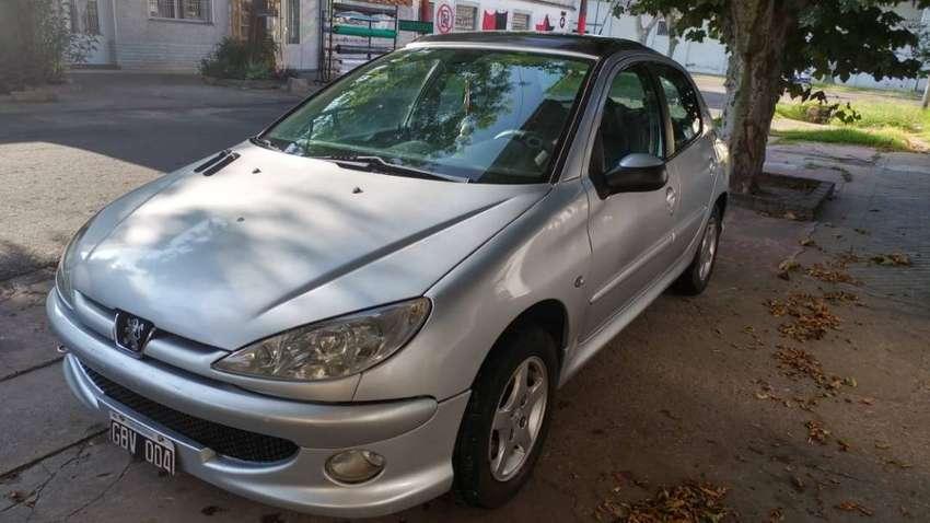 Peugeot 206 xt premium 1.6 16v 0