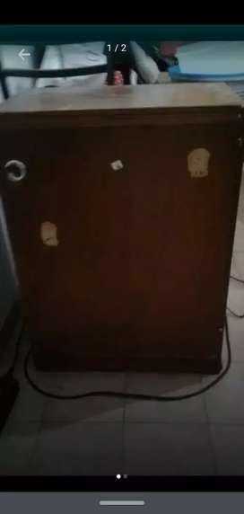 Mesa de luz tipo zapatero arreglar bisagra puerta