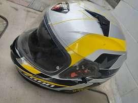 Vendo casco certificado tll S marca Zoan