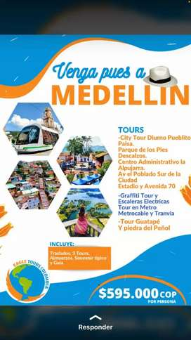 Venga Pues a Medellín