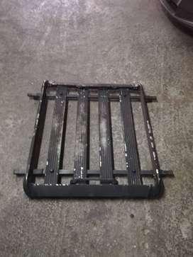 parrilla portaequipaje para camioneta usada