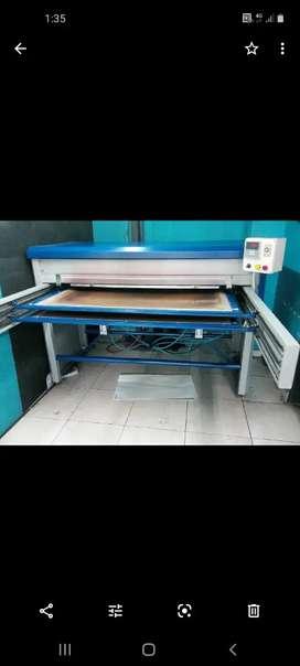 Fabricación y mantenimiento de termofijadoras