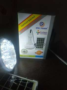 Luz solar portátil ( leer)