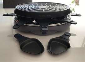 Raclette Marca T Fal 8 Puestos