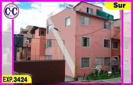 CxC Venta Casa Esquinera, Chillogallo, Sur de Quito, Exp.3424