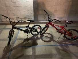 Bicicletas Bmx Originales Black Box x2