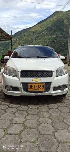 2011 Chevrolet aveo emotion gt, 5 puertas, full equipo.