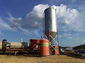 Silo de 60 tons para cemento