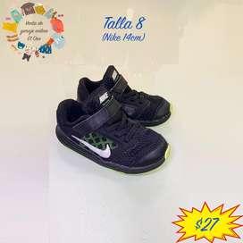 Zapatos Nike talla 8