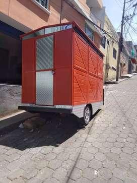 Food truck nuevo $4000